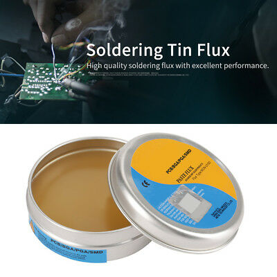 MCN-UV50 Advanced Paste Flux Mechanic PCB / BGA / PGA / SMD Solder Grease UK