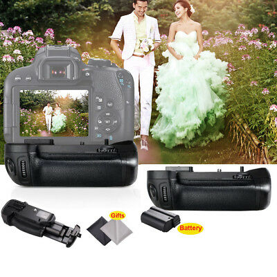 Travor Battery Grip for Nikon D7100 D7200 Camera as MB-D15 + 1* EN-EL15 Battery