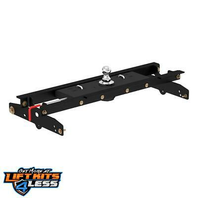 CURT 60722 Double Lock Gooseneck Hitch Kit for 97-04 Ford F-150/F-250 Super Duty