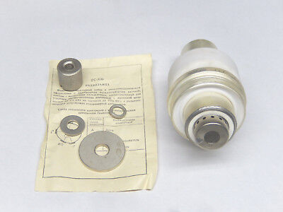 GS-35B ГС-35Б RUSSIAN POWER TRIODE TUBE IN BOX QTY: 1Pcs. WITHOUT COOLER