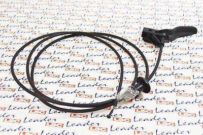 GENUINE Vauxhall ZAFIRA A (98-05) Bonnet Release Cable & Pull Handle - NEW
