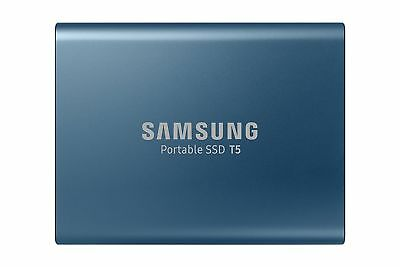 250GB Samsung Externe SSD Portable TYP C 250 GB Solid State Drive T5 Portable