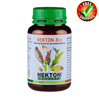 Nekton - Bio Compound for feather formation for all birds  35 gr - 1.23 oz