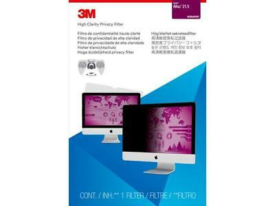 """3M HCMAP001 High Clarity Privacy Filter for 21.5"""" Apple iMac"""