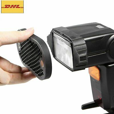 Selens Magnetic Flash Modifier Rubber Band、Honeycomb Grid for Camera Flash light