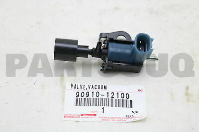 9091012100 Genuine Toyota VALVE ASSY, VACUUM SWITCHING 90910-12100