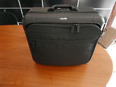 RIMOWA Business Trolley Bolero schwarz