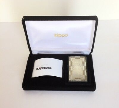 """Zippo One of a Kind Paul Fleming Design """" Outburst """""""
