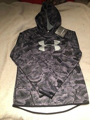 under armour hoodie youth xl
