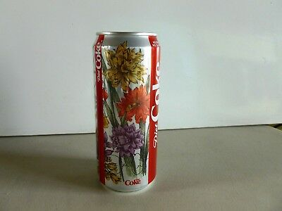 Puerto Rico New Coca Cola can Limited Edition 2018,designe by Jean Cintron