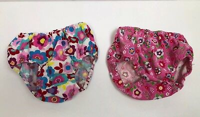 Baby Girl The Children's Place Diapers Covers Size 3/6 Months EUC