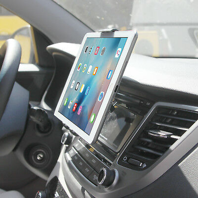 Universal Car Tablet CD Mount Holder for iPad Pro 9.7, iPad mini, iPhone 7 Plus