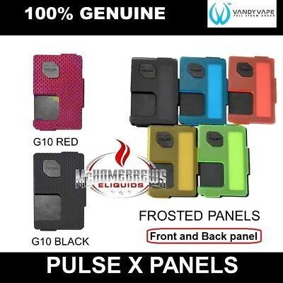 VANDY VAPE PULSE X or 80W Box Mod Interchangeable Panels