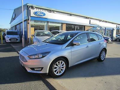 2017 Ford Focus 1.5 Tdci Titanium Diesel Full Leather