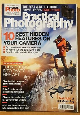 Practical Photography Magazine August 2017 DSLR