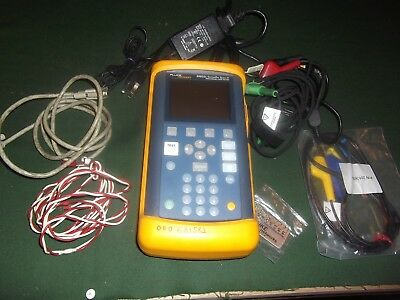 Fluke Networks 990Dsl Copperpro Series Ii Tester Wideband Tdr Rfl Vdsl/gm