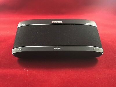 *NEW*Jabra FREEWAY In-Car Speakerphone-Bluetooth FM Wireless-Hands Free Calling