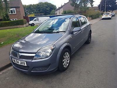 Vauxhall Astra, AUTOMATIC, low mileage, long MOT.