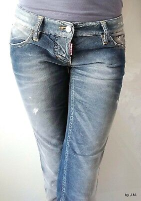 DSQUARED2 TALL JEANS da Donna -60% STOCK - EUR 28 2aa252f6ab36