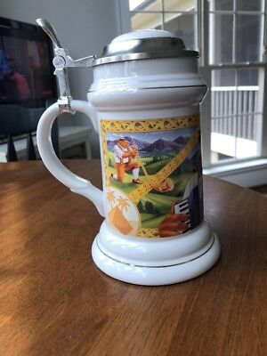 CAMEL COLLECTORS STEIN LIMITED EDITION (50 Firing Days)