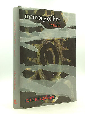MEMORY OF FIRE, VOL. I: GENESIS by Eduardo Galeano - 1985 - Latin America