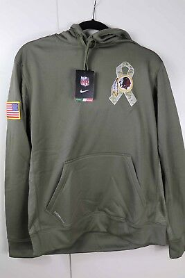 5ab820da0 Nike Hoodie Salute to Service STS Washington Redskins Size Small New with  Tags