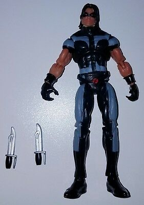 """Marvel Universe X-FORCE WARPATH Loose 3.75"""" Action Figure 3 Pack Hasbro 2011"""