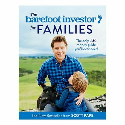 NEW The Barefoot Investor For Families