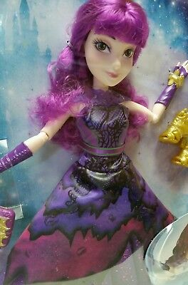 """Disney Descendants 2 Mal Isle of the Lost 12"""" Doll for the """"Royal Yacht Ball"""""""