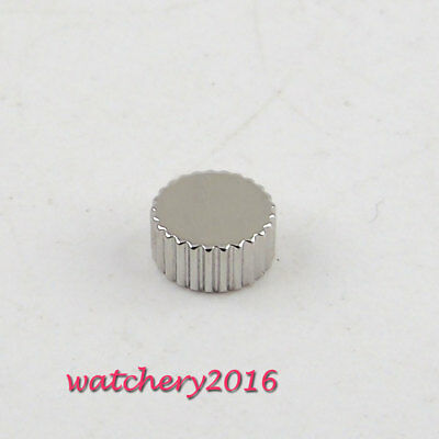 316L Stainless Steel Parnis High quality fit 6497 6498 ST Movement Watch Crown