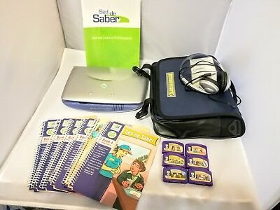 LeapFrog Quantum Leap Pad Sed De Saber Learn English.