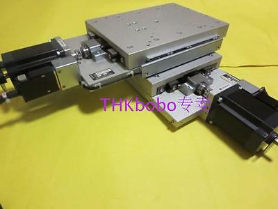 1pcs Used Good XY Two Axis XA25A-R1 Stage 250mm*180mm #U02B