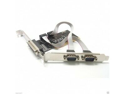 PCI I-O CARD 2 x SERIAL 1 x PARALLEL [9]
