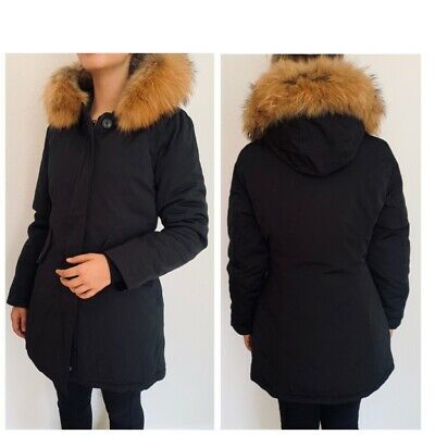 sports shoes 06643 92395 ATTENTIF PARKA DAMEN Jacke Winterjacke XXL Fell Echtfell ...
