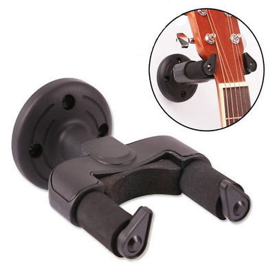 Guitar Wall Mount Hanger Hooks Holder Stand Rack For Electric Bass Banjo Display