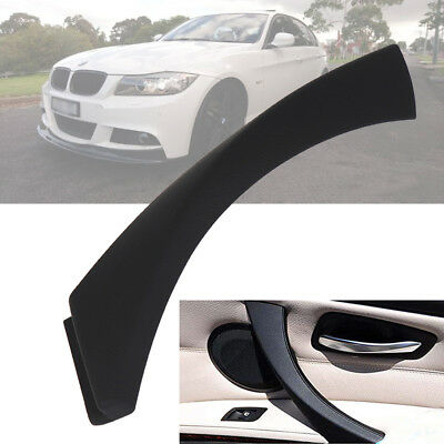 Right Inner Door Panel Handle Outer Trim Cover For BMW E90 3 Series 51419150336