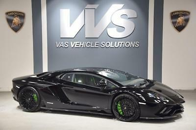 Lamborghini Aventador Lp 740-4 S Coupe 6.5 Auto ORIGINAL LIST OVER £360K