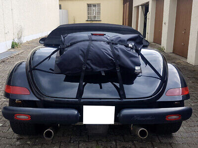 Plymouth Prowler Luggage Rack Carrier - Boot-bag vacation & longer straps