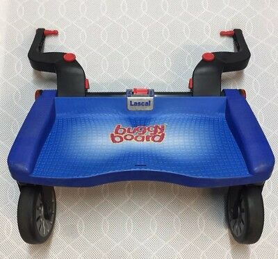 Lascal BuggyBoard - No Connectors - Blue