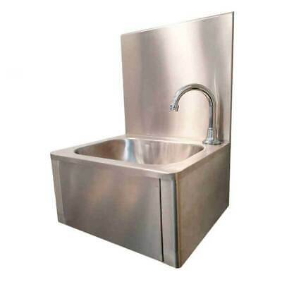 Borrelli Stainless Steel Knee Operated Hand Wash Sink