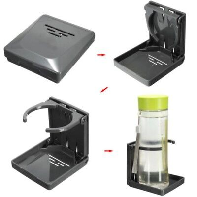 1PC Folding Drink  Bottle Holder Boat Marine Caravan Car Truck Mount Fish Box