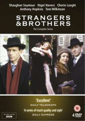 James Simmons, Nigel Havers-Strangers and Brothers: The Complete Series DVD NEUF