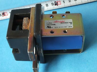 ALBRIGHT  Type - SW260A-16M Contactor