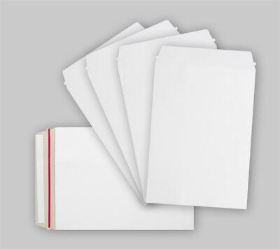 Cardboard Strong White Sturdy All Board Envelopes All Size Mailing Post Cheap UK