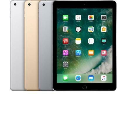 Apple iPad A1823 5th Gen - 32GB WiFi+4G Unlocked Tablet - Brand New to Used avai