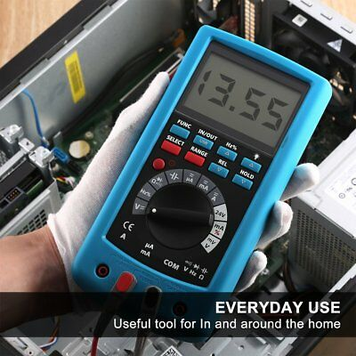 2in1 High Accuracy Mulitifuction Process Calibrator & DMM Digital MultiMeter BY