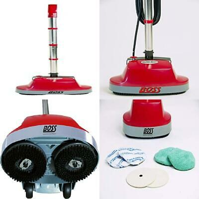 Boss Cleaning Equipment B200752 Scrubber, Gloss 470rpm 18' 3 Wire Cord...