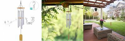 Wpky Beautiful Tune Wind Chime, Elegant Metal Design Musical Windchime with...