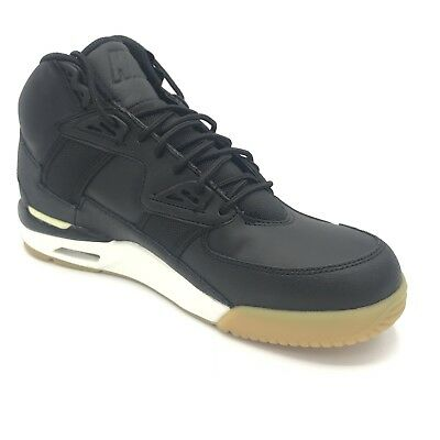 check out c39b7 38b42 Nike Air Trainer SC Winter Bo Jackson Black Gum sole AA1120-001 NEW Size 8.5
