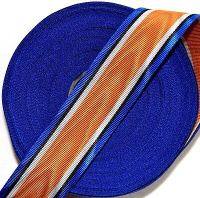 British War Medal (1914-18) Full-Size WW1 Replacement Ribbon (15cm/30cm)